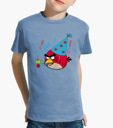Ropa infantil Angry Birds Fiesta