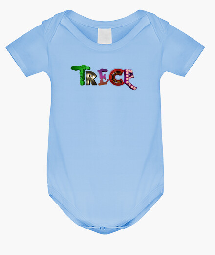 Ropa infantil Body Bebé TRECE