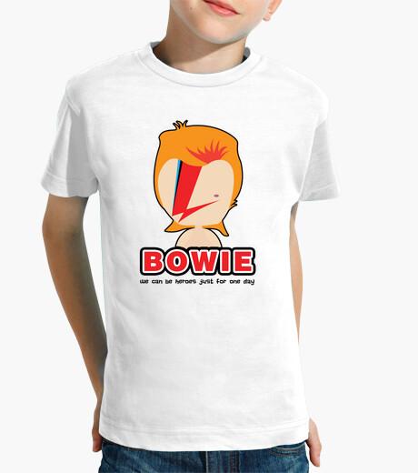 Ropa infantil Bowie kids