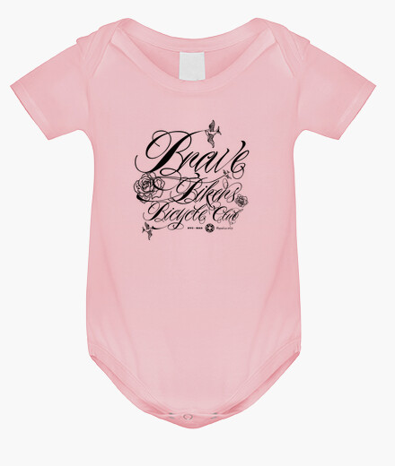 Ropa infantil Brave Bikers Tatto Baby