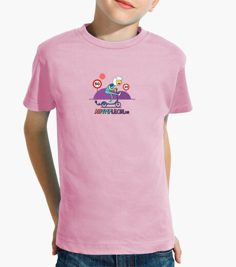 Ropa infantil Camiseta Niño 051-smile-1