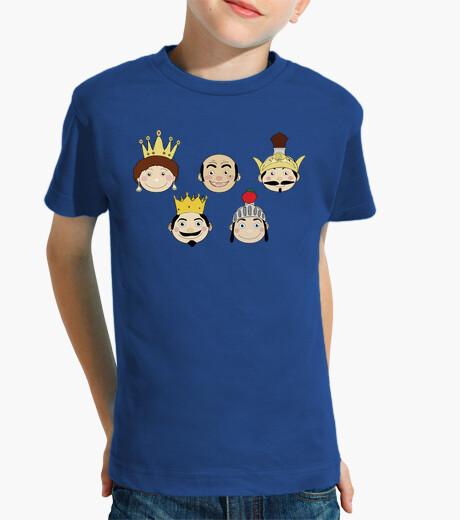 Ropa infantil camiseta peques caps farandula