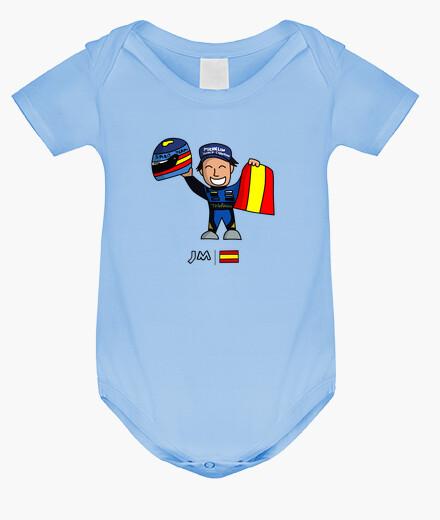 Ropa infantil Fernando Alonso - Formula 1 - Renault