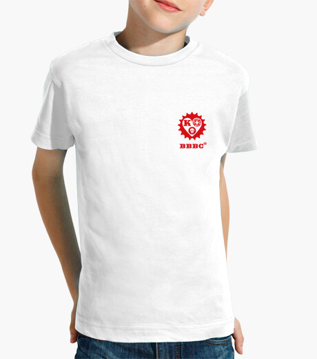 Ropa infantil King of Hearts White Kids
