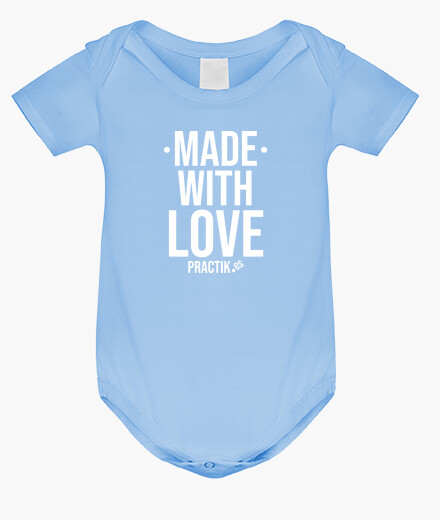 Ropa infantil made with love