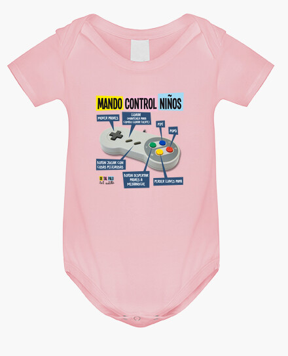 Ropa infantil MANDO NIÑOS