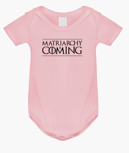 Ropa infantil Matriarchy is coming