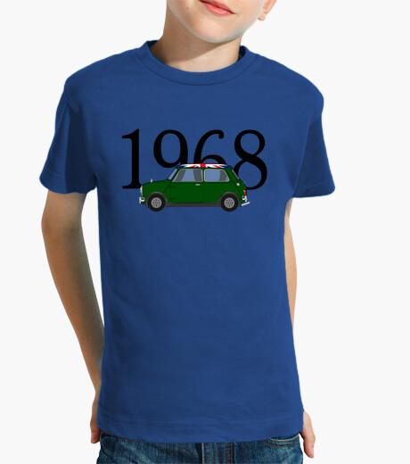 Ropa infantil Mini verde 1968. Niño,