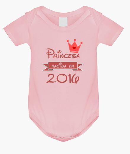 Ropa infantil Princesa Nacida en 2016