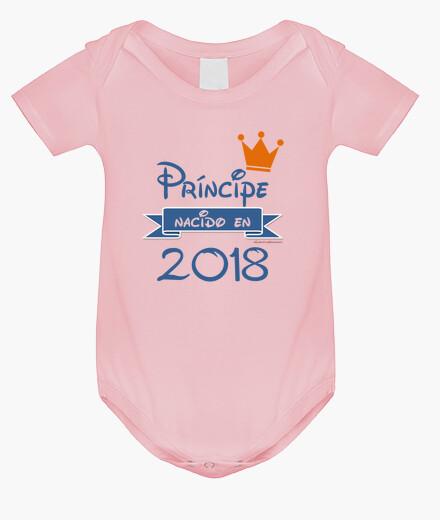 Ropa infantil Príncipe Nacido en 2018