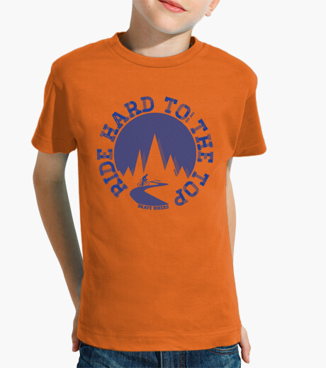 Ropa infantil Ride Hard To The Top