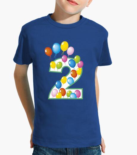 Ropa infantil secondo Compleanno numero due