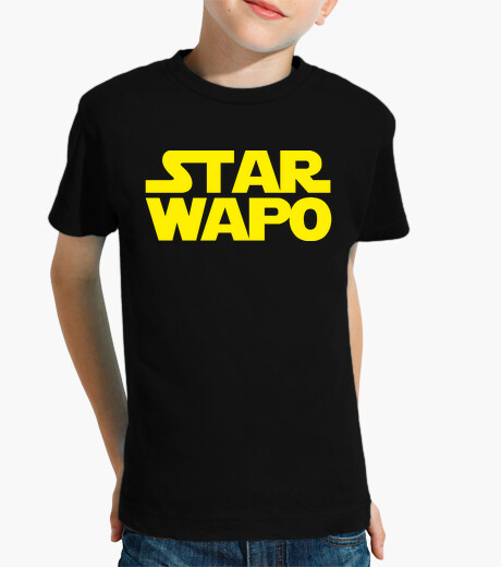 Ropa infantil Star Wapo