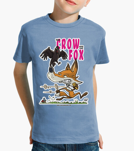 Ropa infantil THE CROW AND THE FOX