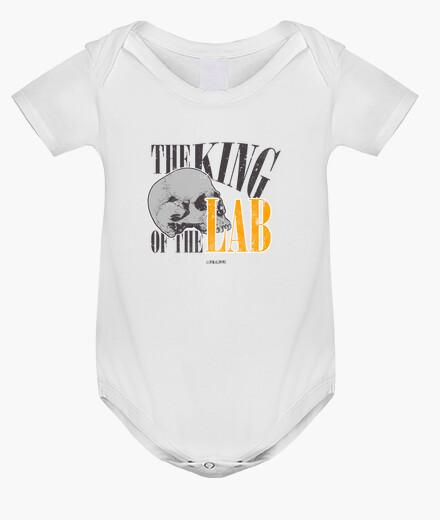 Ropa infantil The King of the LAB Bones Jack Hodgins