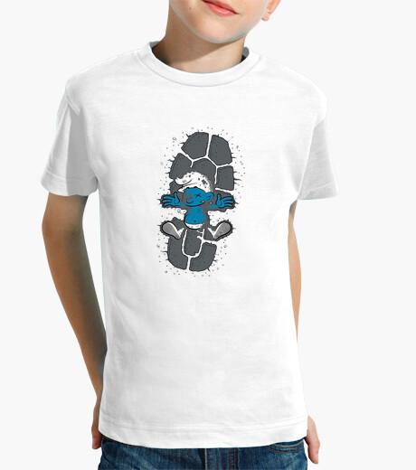 Ropa infantil Visita inesperada - camiseta...