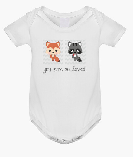 Ropa infantil you are so loved