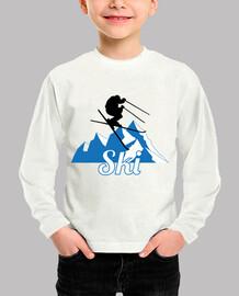 ropa para bebés de esquí - snowboard - montaña