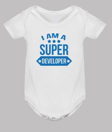 ropa para bebés de friki / juegos