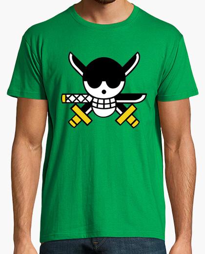 Camiseta Roronoa Zoro PreTimeSkip - One Piece