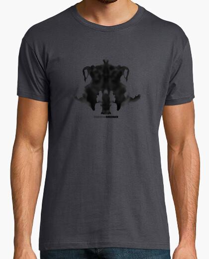 Camiseta Rorschach