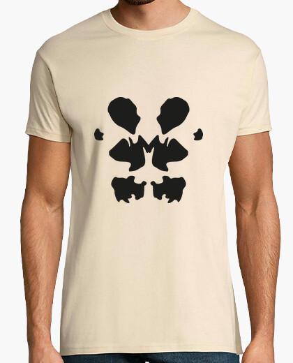 T-shirt rorschach. watchmen