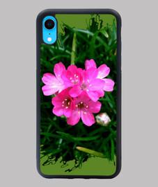 rosa, custodia per iphone, originale mcharrell.
