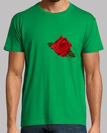 Rosa de origami