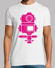 rosa fotocamera