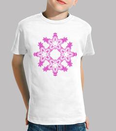 rosa mandala stellato