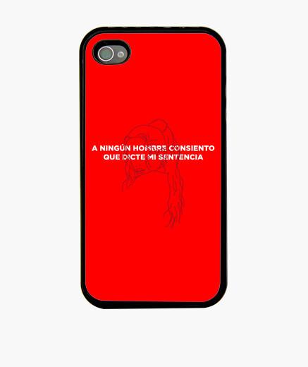 Funda iPhone Rosalía, «A ningún hombre»