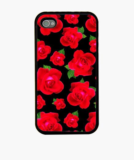 Funda iPhone rosas iphone 4