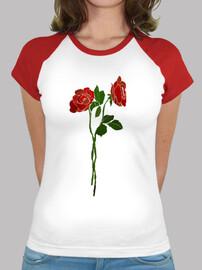 roses foncées