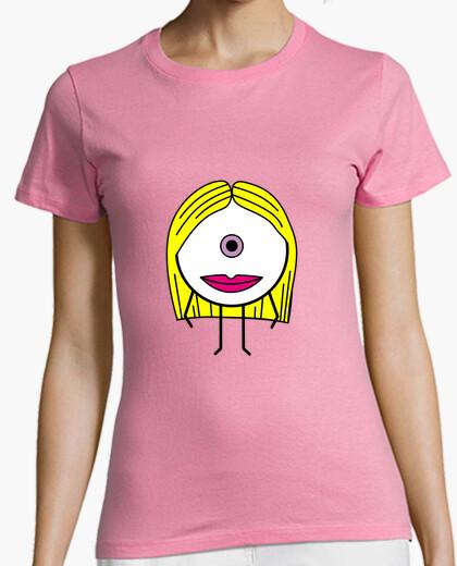 Camiseta Roseta - Manga corta chica