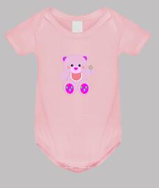 rosita squares bib baby