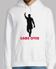 rote Karte - game over