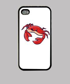 rote krabbe geek lustig humor