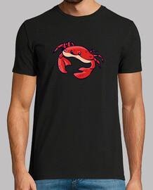rote krabbe lustig humor