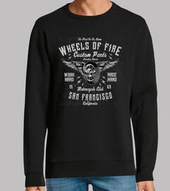 roues de feu