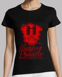 (rouge) les planificateurs de mariage -  femme