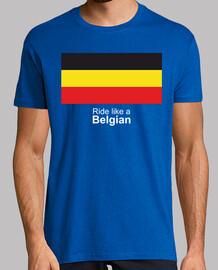 rouler like un belge