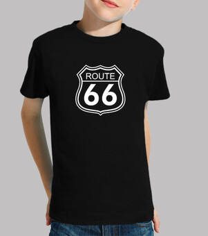 route 66 blanc