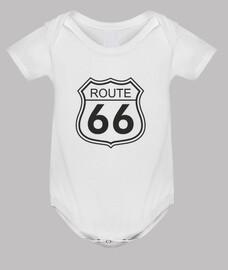 route 66 nero