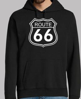 route 66 white