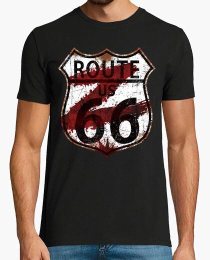Camiseta Route 66 Z