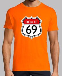 route 69 retro beige