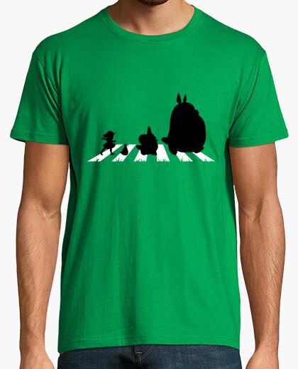 Tee-shirt Route Totoro