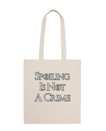 rovinare è not un crime