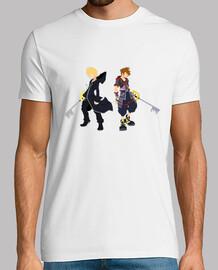 Roxas & Sora Kingdom Hearts