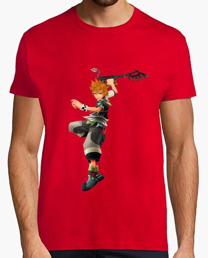 Camiseta Roxas KH